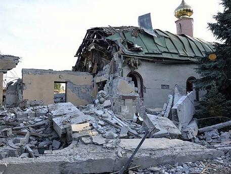 Патриарх Кирилл призывает Всемирный совет церквей защитить православных Украины