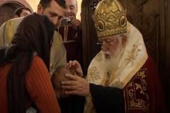 Патриарх Грузии Илия Второй станет крестным отцом более 600-а младенцев
