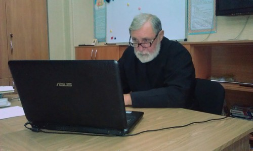 В Запорожской епархии проходит аттестация духовенства