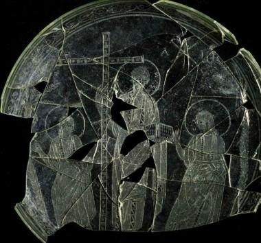 Испанские археологи нашли одно из самых ранних известных изображений Иисуса Христа