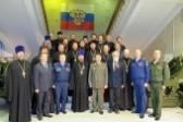В Военном университете минобороны РФ открылись курсы войсковых священников