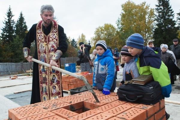 В Петрозаводске возведут храм в стиле древних храмов Новгорода и Пскова