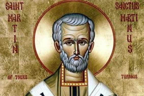 Православная Церковь празднует память святителя Мартина Милостивого
