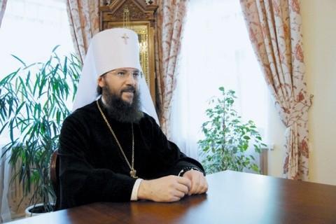Управляющий делами УПЦ митрополит Антоний: Мы слышим неприкрытые призывы к агрессии в адрес канонического православия