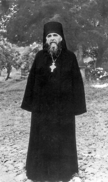 Отец Василий (Пронин). 1960-е гг.