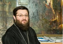 Протоиерей Октавиан Мошин