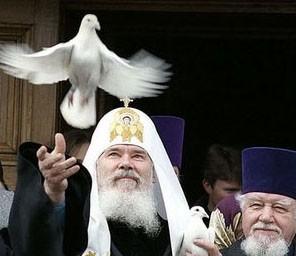 В Москве появится аллея Патриарха Алексия II