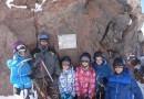 Дети помолились о погибших воинах на Эльбрусе
