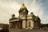 Исаакиевский собор объявлен «музеем года» в Петербурге