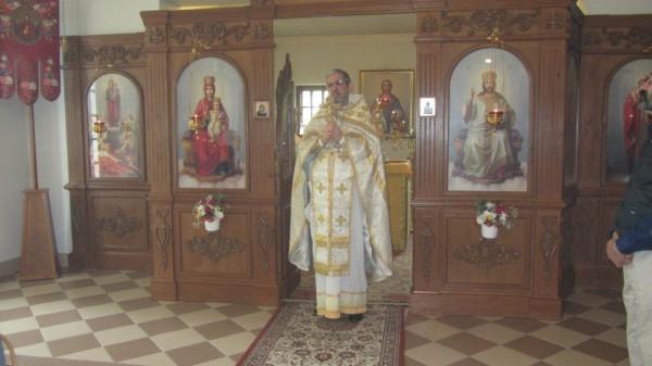 Отошел ко Господу настоятель Подворья Александро-Свирского монастыря