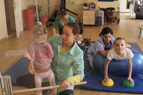 Марфо-Мариинская обитель совместно с благотворительным фондом «Система» откроет детский реабилитационный центр