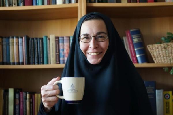 Кофе с сестрой Вассой: О Максиме Исповеднике и разнице между страхом и смирением