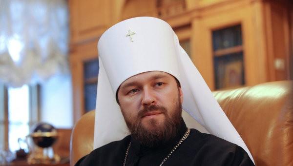 Митрополит Иларион примет участие в Синоде Католической Церкви