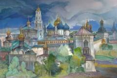 Академия культуры Google запустила совместный проект с Троице-Сергиевой Лаврой