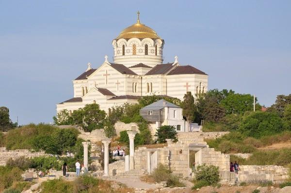 В Херсонес вернут икону Божией Матери, написанную для русской армии во время Крымской войны
