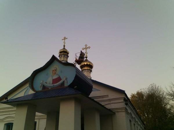Сумская епархия: власть искусственно создает из верующих образ врага