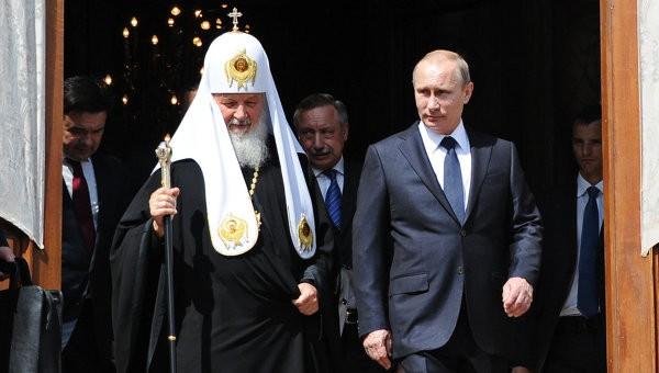 Владимир Путин и Патриарх Кирилл откроют памятник Александру I в Москве
