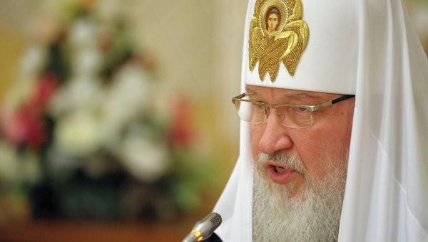 Патриарх Кирилл: Русская духовная культура всегда была литературоцентрична