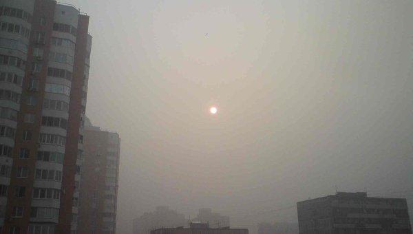 Атмосферный воздух в Москве сохраняет превышение загрязняющих веществ
