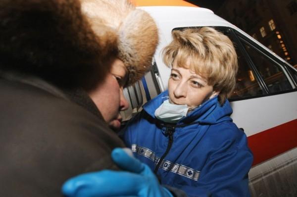 Доктор Елизавета Глинка. Фото gazeta.ru