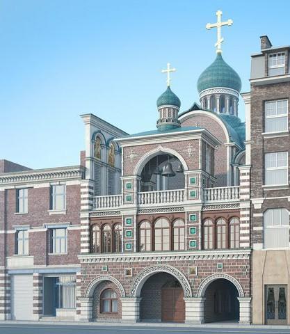 На месте концлагеря в бельгийском городе Льеже построят храм-памятник русским воинам