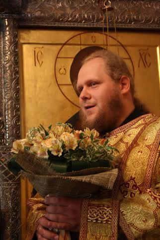 Диакон Павел Огрызков