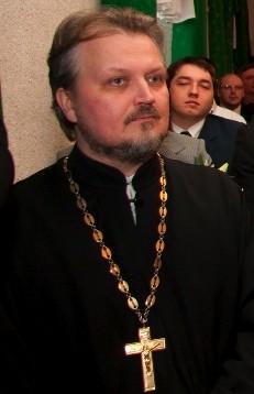 Протоиерей Александр Балыбердин