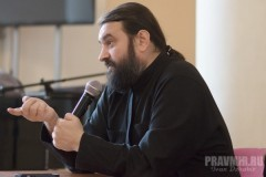 Протоиерей Андрей Ткачёв: Мешает ли культура верить в Бога?