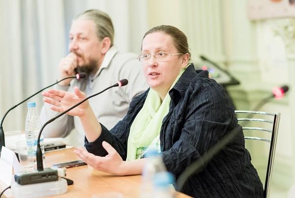 Михаил и Екатерина Бурмистровы