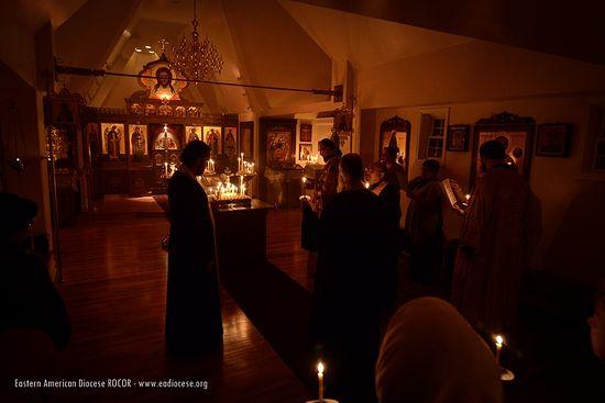 В Нью-Джерси почтили память хранителя Монреальской иконы Божией Матери