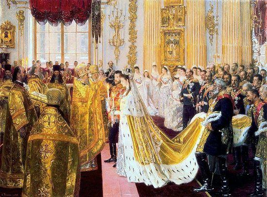 Екатеринбург отметит 120-летие бракосочетания Николая II и Александры Федоровны