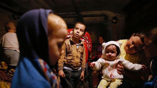 Новоспасский монастырь начинает сбор подарков к Рождеству детям Донецкой и Луганской областей