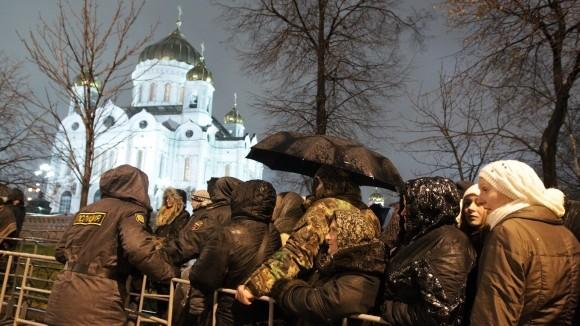 В Москву собираются привезти чудотворную икону Богородицы с горы Афон