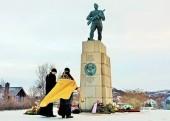 В Норвегии помянули советских воинов-освободителей