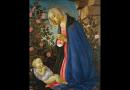 В Нью-Йорке представили полотно Боттичелли «Божия Матерь и спящий Младенец Христос»
