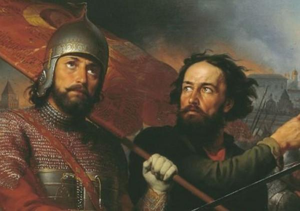 «За веру православную стою…» Козьма Минин