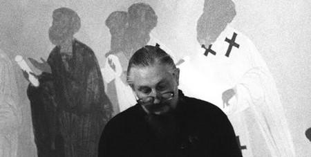 На Афоне скончался известный русский иконописец и реставратор монах Ефрем (Макаров)