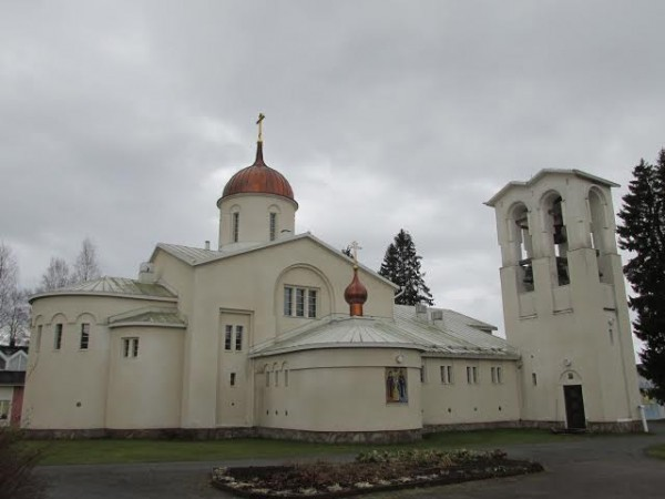 Спасо-Преображенский собор Ново-Валаамского монастыря