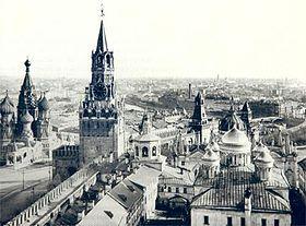 Конференция, посвященная 85-летию разрушения Вознесенского женского монастыря в Московском Кремле, пройдет в столице
