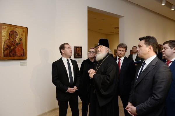 Патриарх Кирилл призвал подумать, как восстановить Русскую Палестину