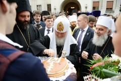 Патриарх Кирилл против искажения истории в Сербии и бывшем СССР