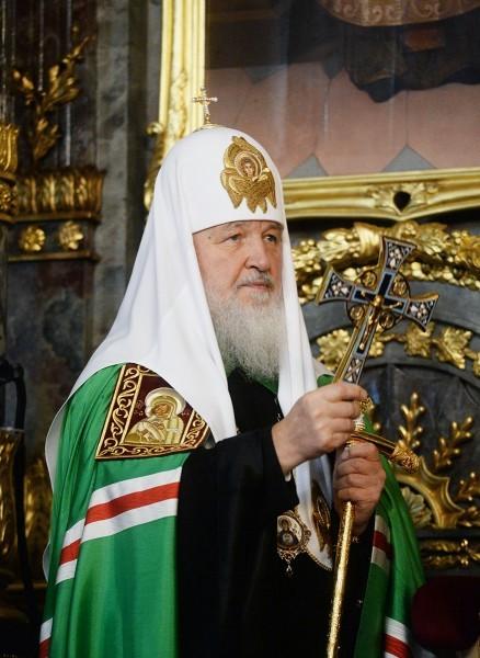 Патриарх Кирилл: Верующие должны прибегать к мирным протестам против кощунств