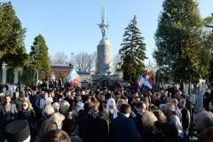 Русский Некрополь под небом Сербии