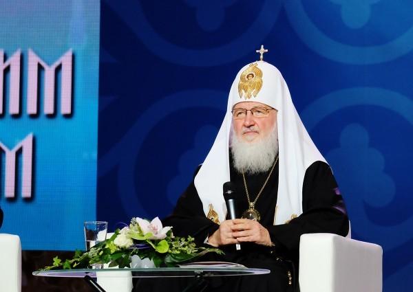 Патриарх Кирилл: Отсутствие нравственности не совместимо со счастьем