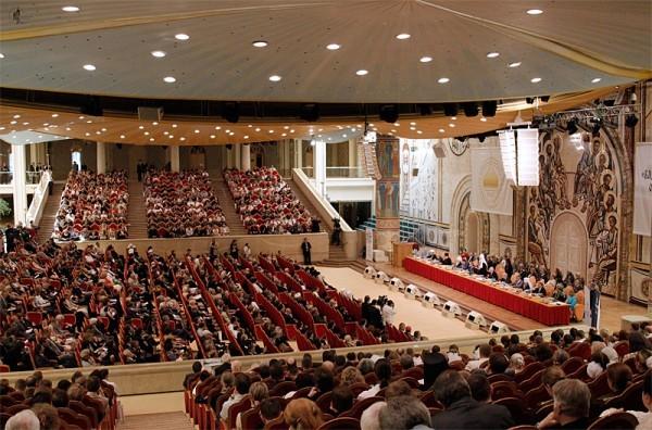 XVIII Всемирный русский народный собор состоится 11 ноября