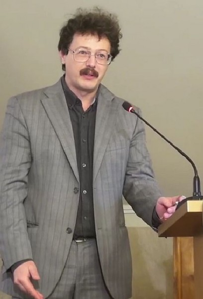 Илья Михайлович Числов