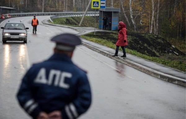 Правительство РФ внесло изменения в ПДД для обеспечения безопасности пешеходов