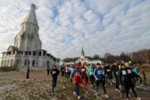 700 человек приняли участие в спортивном марафоне в поддержку возведения храма на Ходынке