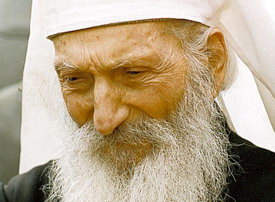Патриарх Павел Сербский – неизвестное интервью