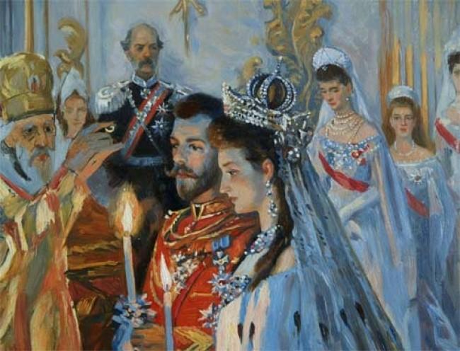 Николай и Александра: четверть века любви (ФОТО)